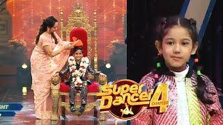 Super Dancer 4 Promo | Hema Malini Ne Kiya Pruthviraj Ka Raj Abhishek