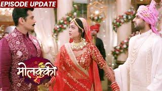 Molkki   22nd Sep 2021 Episode Update   Virendra Aur Daksh Se Purvi Ne Toda Rishta