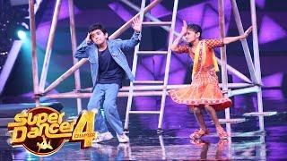 Super Dancer 4 | Sanchit Aur Anshika Ka Dhamakedar Performance