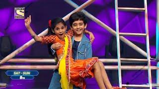 Super Dancer 4 Promo | Sanchit Aur Anshika Ke Performance Se Khush Hui Hema Malini