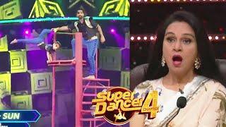 Super Dancer 4 Promo | Soumit Aur Vaibhav Ke Fantastic Performance Dekh Kar Udd Gaye Judges Ke Hosh