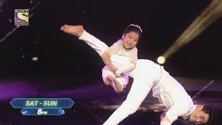 Super Dancer 4 Promo | Pari Aur Pankaj Ne Apne Performance Se Jeet Liya Judges Ka Dil