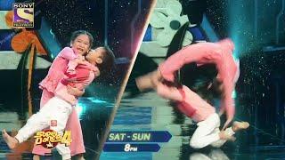 Super Dancer 4 Promo | Pari Aur Soumit Ke Energetic Moves Ko Dekh Judges Hue Behadd Khush