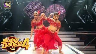 Super Dancer 4 Promo | Esha Aur Sonali Ke Fantastic Moves Ne Stage Par Machayi Dhoom!