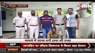 Police ने सुलझाई अंधे कत्ल की गुत्थी, शराबी पति ने की पत्नी की हत्या