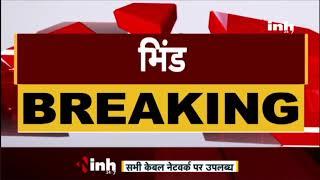 Bhind में इनामी बदमाश और Police के बीच फायरिंग, पुलिस ने किया गिरफ्तार