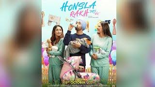 Honsla Rakh Poster Out   Shehnaaz Gill Ke Fans Bohot Khush   Diljit Dosanjh