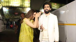 Dance Deewane 3 Ke Set Par Dikhe Jasmin Bhasin Aur Arman Malik, Song Promotion