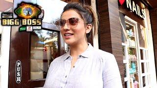 Bigg Boss 15 Par Kya Boli Akshara Singh, Spotted At Lokhandwala