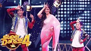 Super Dancer 4 | Florina Aur Tushar Shetty Ne Tabu Ko Sikhaya Signature Step