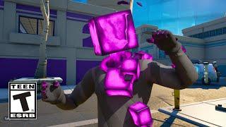 Fortnite Cube Trailer