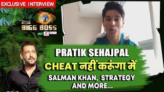 Bigg Boss 15 | Pratik Sehajpal Nahi Karega Kisiko Cheat, Game Plan, Missing Sidharth Shukla