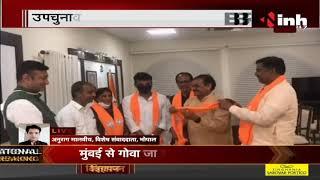 Byelection से जुड़ी बड़ी खबर, Congress को बड़ा झटका Sulochana Rawat BJP में शामिल