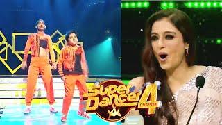Super Dancer 4 Promo   Sanchit Aur Vartika Ka Electrifying Performance, Tabu Special