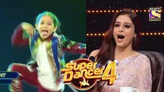 Super Dancer 4 Promo   Florina Aur Tushar Ka Awesome Performance Dekh Kar Tabu Ka Aisa Reaction