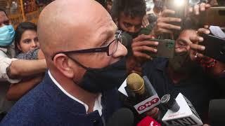Shahrukh Khan Ke Bete Aryan Khan Ke Drugs Mamle Par Cruise Ship Owner Kya Bola?