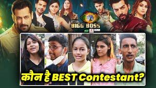 Bigg Boss 15 Public Reaction | Kaun Hai BEST Contestant? | Tejasswi, Jay, Karan Kundra, Umar, Pratik