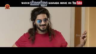 Solo Kannada Movie Scenes   Dulquer Salmaan Accpets Sai Dhanshika Proposal