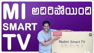 Redmi Smart TV 43 inch ???????? Unboxing in Telugu