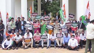 Lakhimpur Kheri incident: Goa Congress Protest, Demand release of Priyanka Gandhi