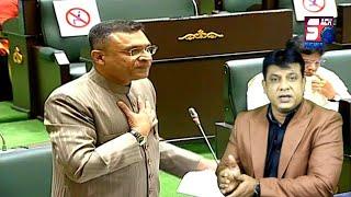 Akbaruddin Owaisi Gets Emotional In Assembly   Development Aur Awaam Ki Awaaz Assembly Mein  