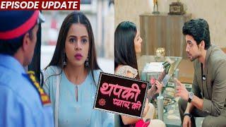 Thapki Pyaar Ki 2   05th Oct 2021 Episode Update   Veena Studios Se Bahar Hui Thapki