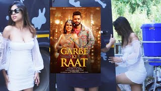 Garbe Ki Raat Song Promotion | Nia Sharma Spotted At Zee Comedy Show Set