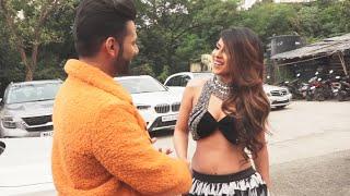 (Video) Garbe Ki Raat | Rahul Vaidya Ne Ki Nia Sharma Ki Taarif | Song Promotion