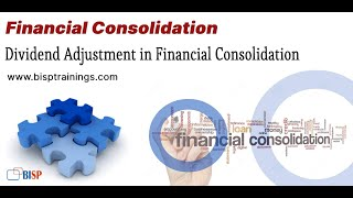 Dividend Adjustment in Financial Consolidation   Oracle FCCS Cases   IFRS 10 Division Adjustment