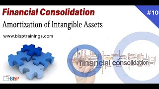 Financial Consolidation Amortization of Intangible Assets   Oracle FCCs Intangible Asset   IAS38