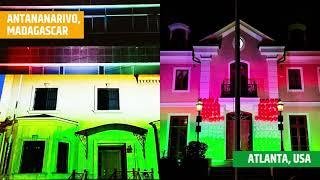 Azadi Ka Amrit Mahotsav : Illuminations