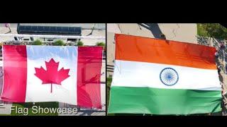 Glimpses of the Azadi Ka Amrit Mahotsav celebrations in Canada