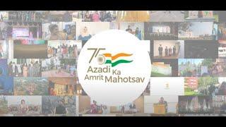 Azadi Ka  Amrit Mahotsav: Global Celebration