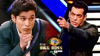 Bigg Boss 15 Weekend Ka Vaar   Salman Khan Ne Lagai Pratik Ki Class, Ye Karan Johar Ka OTT Nahi Hai