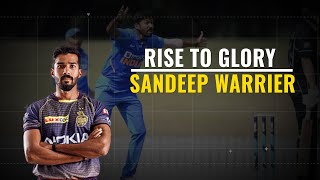 KKR's Sandeep Warrier Biography   Life Story, Records   The Kerala Boy Who Made It To Indian Team
