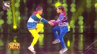 Super Dancer 4 GRAND FINALE   Tejas Aur Florina Ka Super Finale Performance, Stage Par Hua Dhamaka