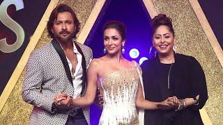 India's Best Dancer Show Launch Season 2 - Full Event - Malaika Arora, Terrence Lewis & Geeta Kapur