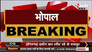 Madhya Pradesh News    Byelection 2021 BJP State President VD Sharma  का Khandwa दौरा