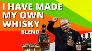 I Have Made My Own Whisky   How to Make Your Own Whisky at Home   Oak Infusion Bottle    Oak Essence