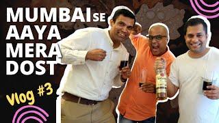 Mumbai Se Aaya Mera Dost   Cocktails India Vlog #3   Cocktails India   Dada Bartender   Bacardi Vlog