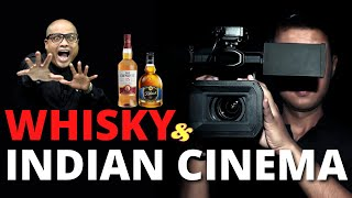 Whisky & Indian Cinema | How Celebrities Drink Whisky? | Cocktails India | Dada Bartender