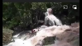 Nagarmadi waterfalls Karwar   social media live