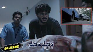 Solo Kannada Movie Scenes   Dulquer Salmaan Saves Arthi Venkatesh