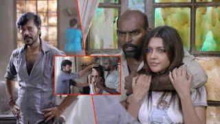Mosagadu Latest Telugu Full Movie Part 7   Natty Subramaniyam   Ruhi Singh   Atul Kulkarni