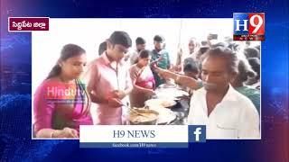 దుబ్బాక పట్టణ కేంద్రంలో దేవి శరన్నవరాత్రి ఉత్సవాలు//H9NEWS
