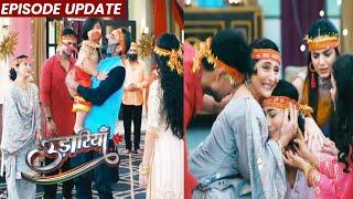 Udaariyaan   12th Oct 2021 Episode Update   Candy Aur Simran Ko Papa Ne Kiya Maaf, Jasmine Ki Haar