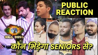 Jay Vs Umar Par Kya Boli Public? | Seniors Se Bas Pratik Umar Bhidenge | Bigg Boss 15