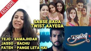 Udaariyaan | Kamal Dadiala - Tejo Aur Jasmine Ki Mummy Ne Kaha Sabse Bada Twist Aanewala Hai