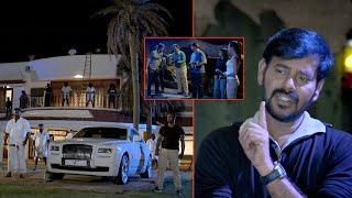 Mosagadu Latest Telugu Full Movie Part 9   Natty Subramaniyam   Ruhi Singh   Atul Kulkarni