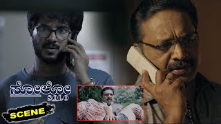 Solo Kannada Movie Scenes    Dulquer Salmaan Reveals Truth Behind His Revenge on Anson Paul